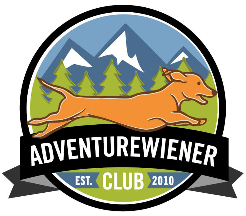 Logo for the Adventurewiener Dachshund Club