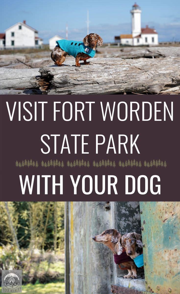 Visit Beautiful Dog Friendly Fort Worden State Park